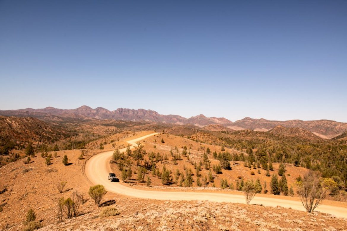 Flinders Ranges Photography Workshop